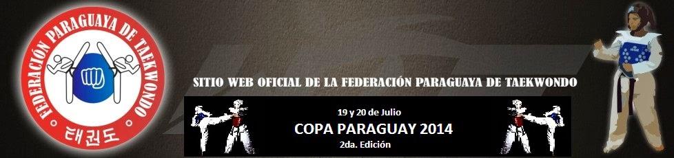 FEDERACION PARAGUAYA DE TAEKWONDO