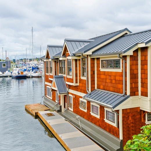 Harborware Official Blog Build A Floating Home Or