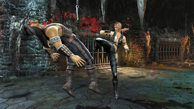 Mortal Kombat 9 (MK 9) Download PC Games Full Version Free
