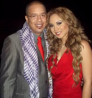 Cindy Marino e Isaac Delgado