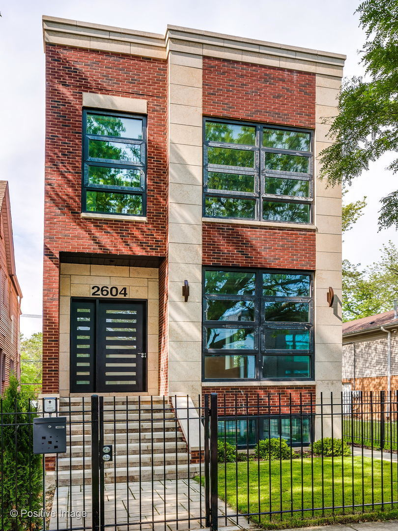 Recently Sold! Logan Square New Construction $1.2M