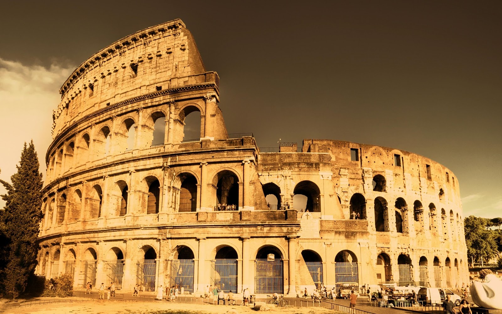 Roman Civilization Travel Trip Journey: C...