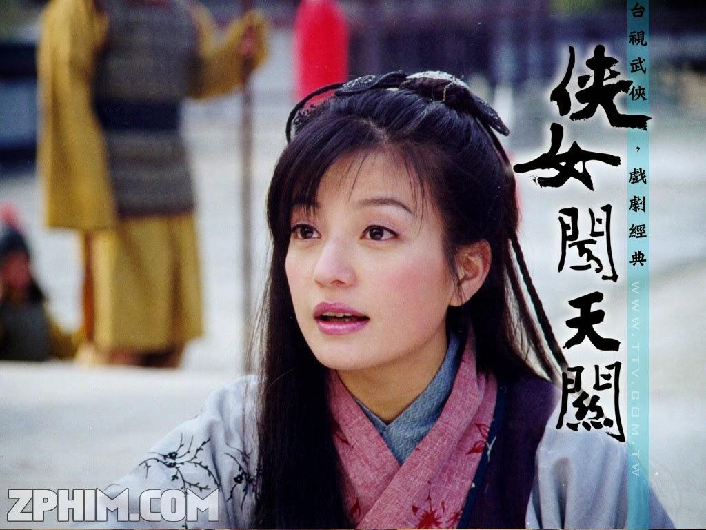 Ảnh trong phim Hiệp Nữ Phá Thiên Quan - Treasure Venture 1