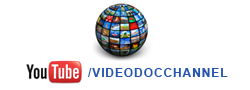 VIDEODOC bei Youtube