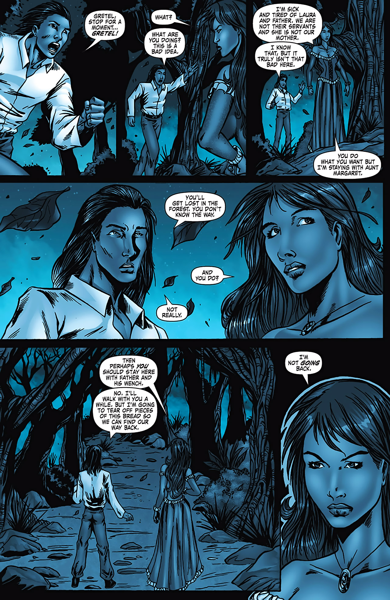 Grimm Fairy Tales (2005) Issue #3 #6 - English 10