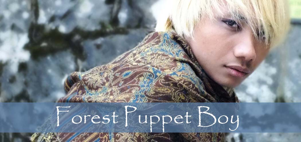 Forest Puppet Boy