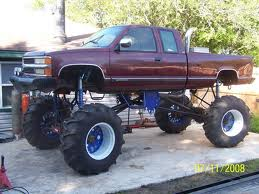 Chevy Mud Trucks For Sale