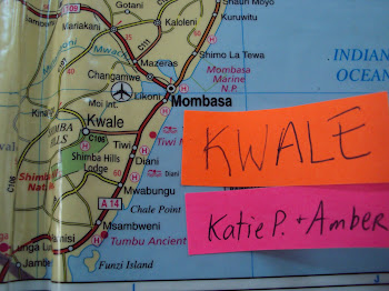 Assignment location- Kwale