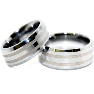matching wedding bands sets