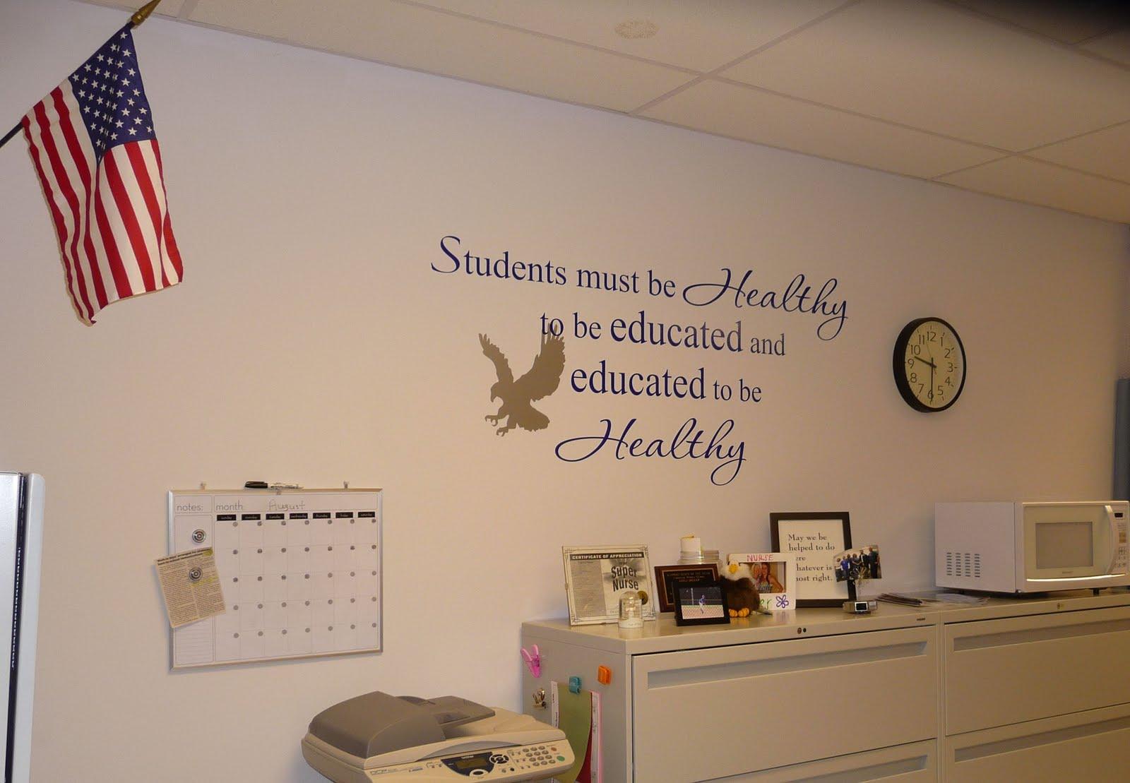 Nursing Classroom Design : School nurse office decorating ideas imgkid