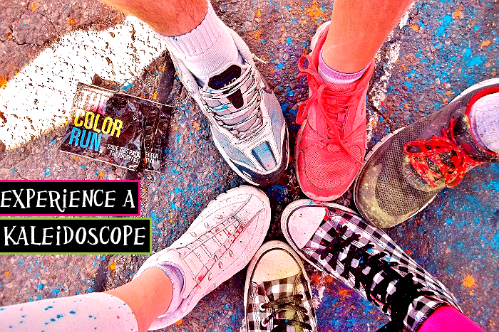 The Color Run 2014 Kaleidoscope Tour