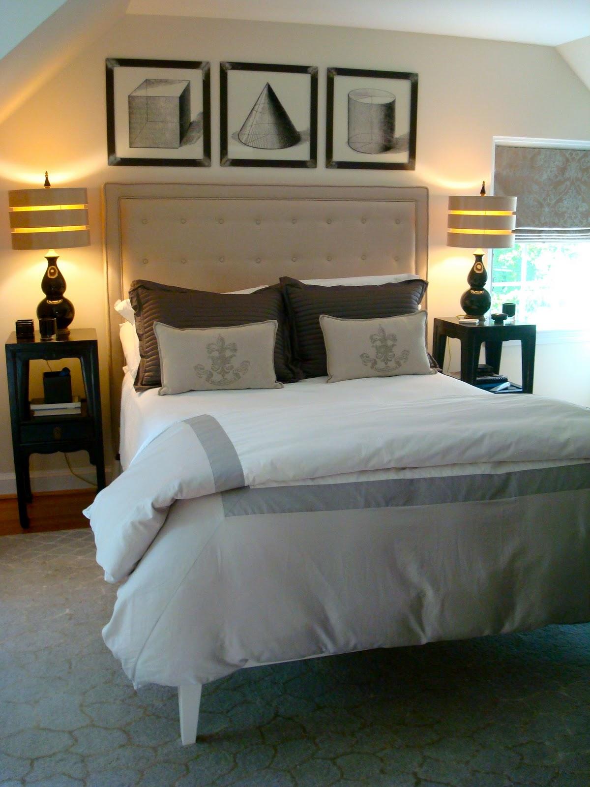 Gracious Interiors Master Bedrooms Yin And Yang