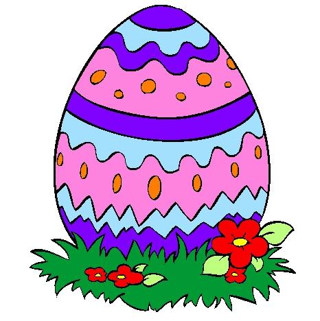 a arte de ser mãe e mulher desenho de ovos de páscoa