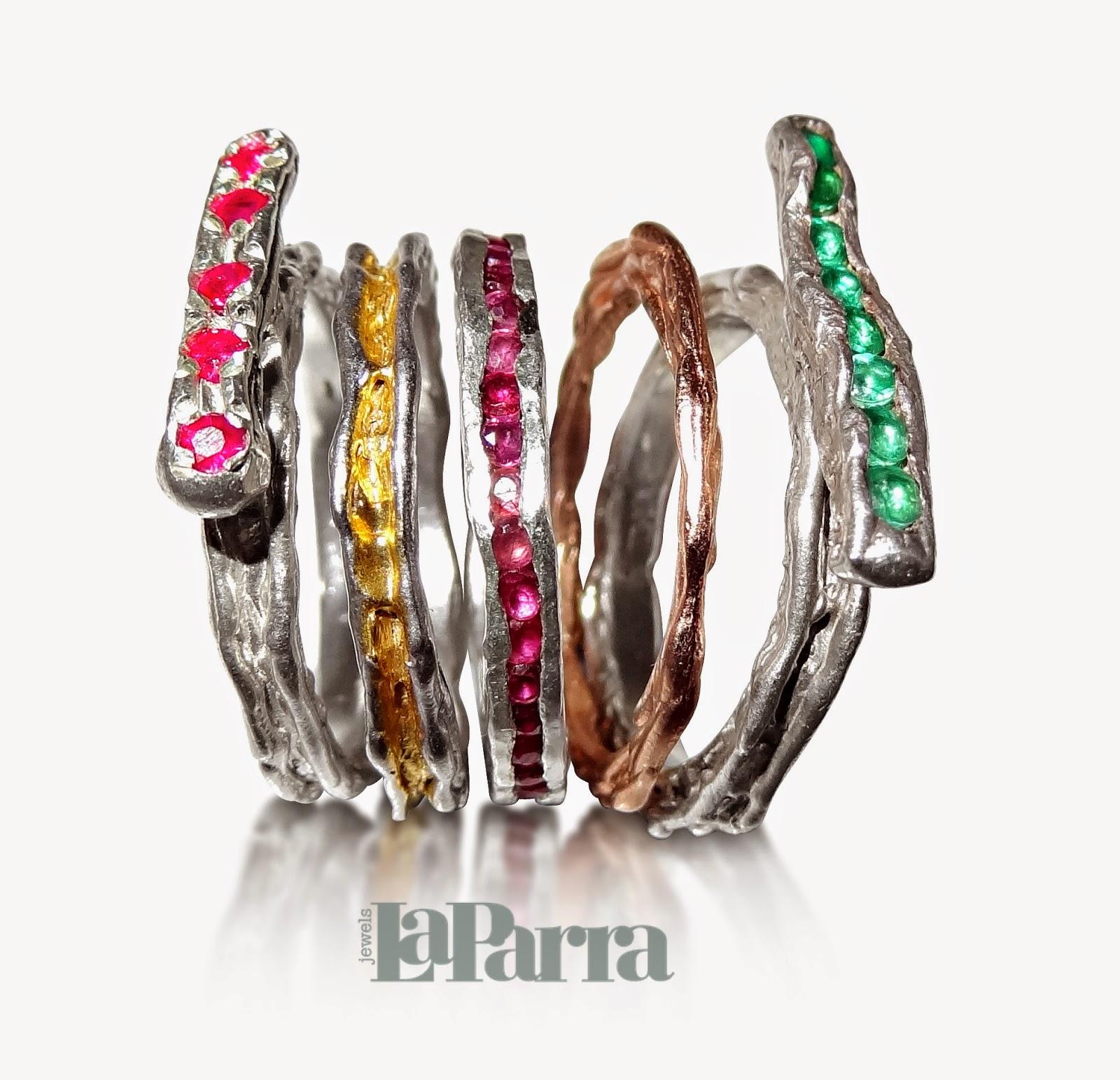 Designer Spotlight Laparra Jewels JeDeCo Jewellery Designers