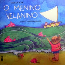 O Menino Velanino - Ed. RHJ