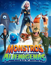 Monstros vs. Alienígenas