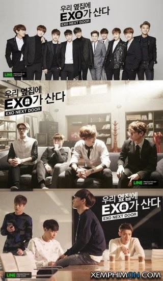 EXO Nhà Bên Full Tập