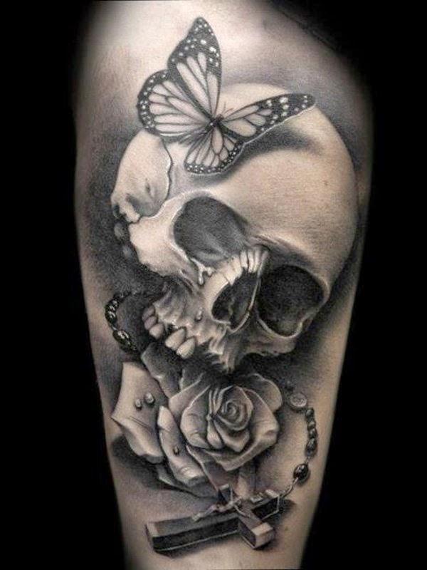 Free Skull Tattoo Designs 2015