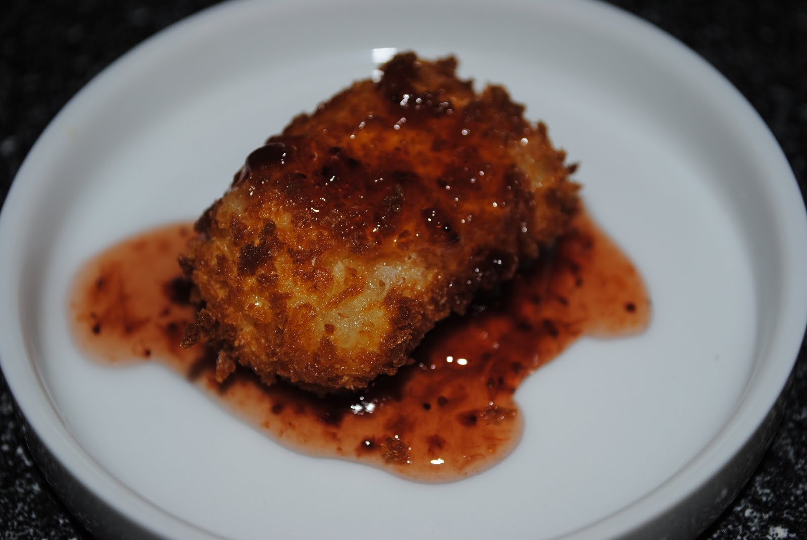 how to cook deep fried brie
