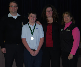 Writing, Winning and Giving! Montgomery Catholic Students Wins Essay Contest. 2