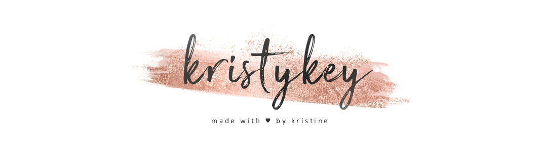 kristykey - by kristine