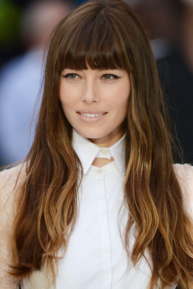 Más de 1000 ideas sobre Peinados Con Flequillo en Pinterest Cortes
