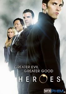 Xem Phim Giải Cứu Thế Giới Phần 3 - Heroes Season 3