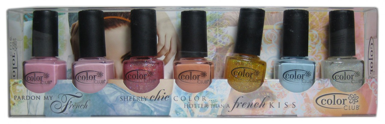 Color Club nail polish set giveaway | haligonia.ca