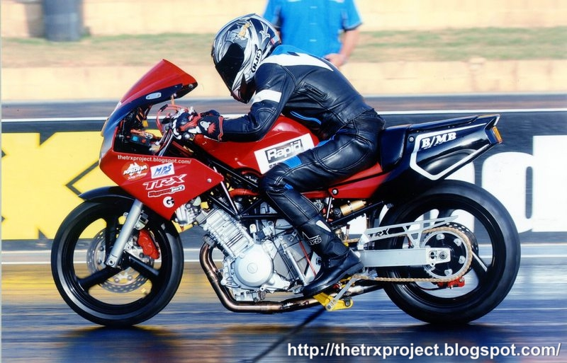 The trx project the yamaha trx 850 blog trx 850 drag bike for Yamaha drag bike