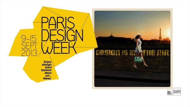 dise o de interiores y decoracion paris design week 2013 semana del dise o de interiores en paris. Black Bedroom Furniture Sets. Home Design Ideas