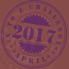 April A to Z Challenge 2017
