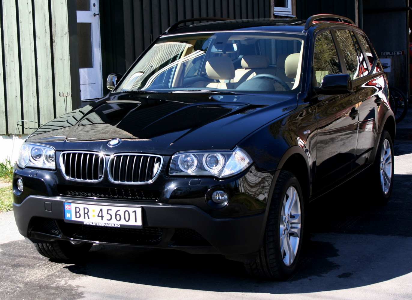 World Car Wallpapers Bmw X3