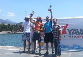Ο Κώστας Γιαννόπουλος νικητής στο 1ο Volos Regional Trail