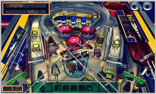 Pinball Arcade for iPhone