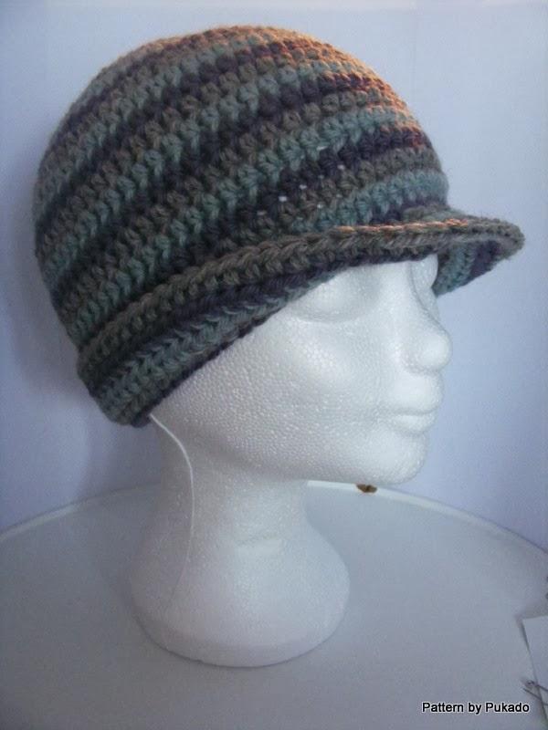 Free Knitting Pattern Robin Hood Hat : Pukado By Patricia Stuart: Free Pattern: Robin Hat