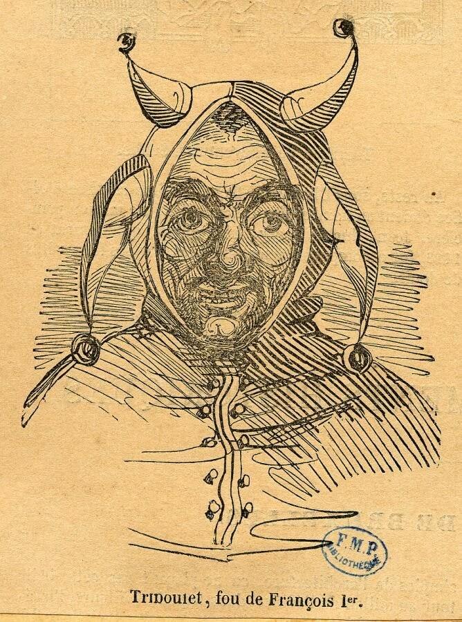 Célèbre Le bouffon du roi. WV22