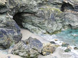 La Cueva de Merlin