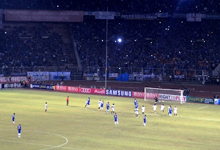 Indonesia All Stars vs Chelsea, penalty