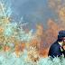 Σε εξέλιξη παραμένει η πυρκαγιά στην Κερατέα για δεύτερη μέρα, συνεχής ενημέρωση