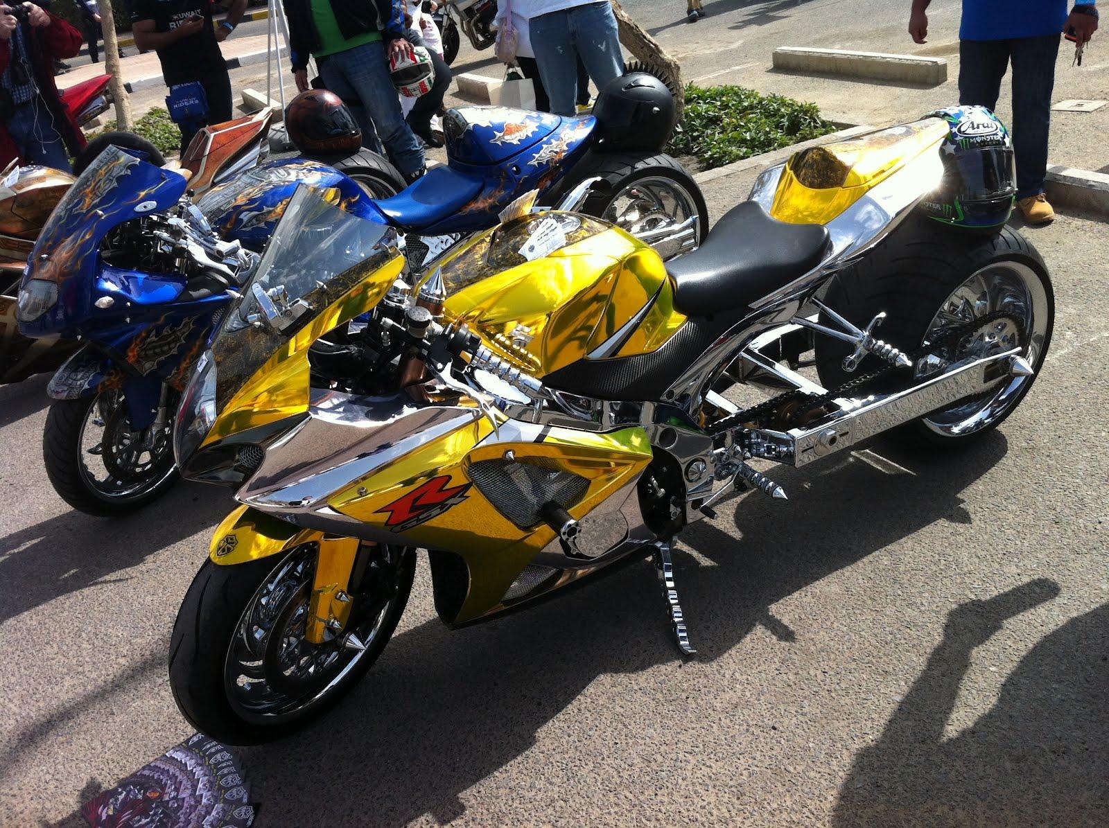 Yamaha Motorcycles Oman