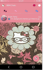 BBM Mosd PinkKitty Versi 2.9.0.51
