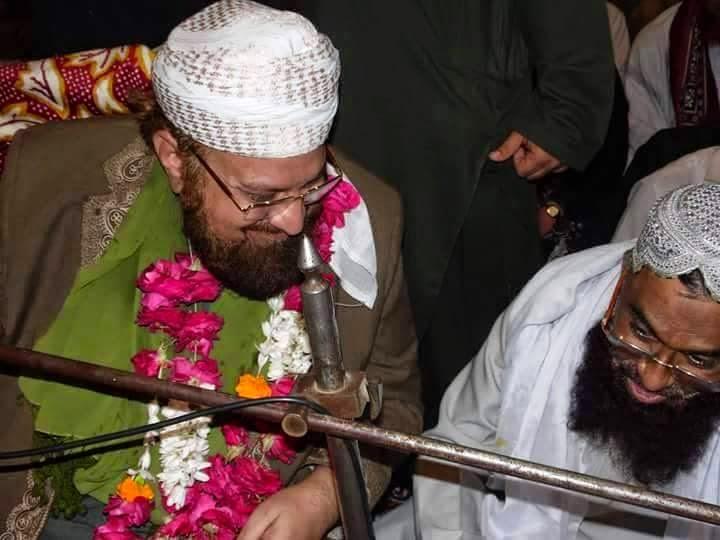 urs shareef sakhi wahhaab jeelaani sindh speech allama kokab noorani okarvi