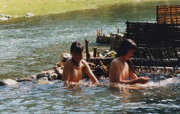 Anak dara bogel mandi telanjang 6
