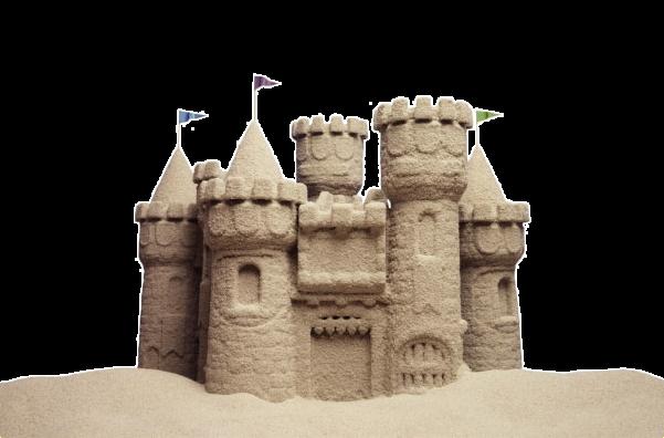 Forgetmenot Sand Castles