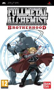 Download - Fullmetal Alchemist Brotherhood - PSP - ISO