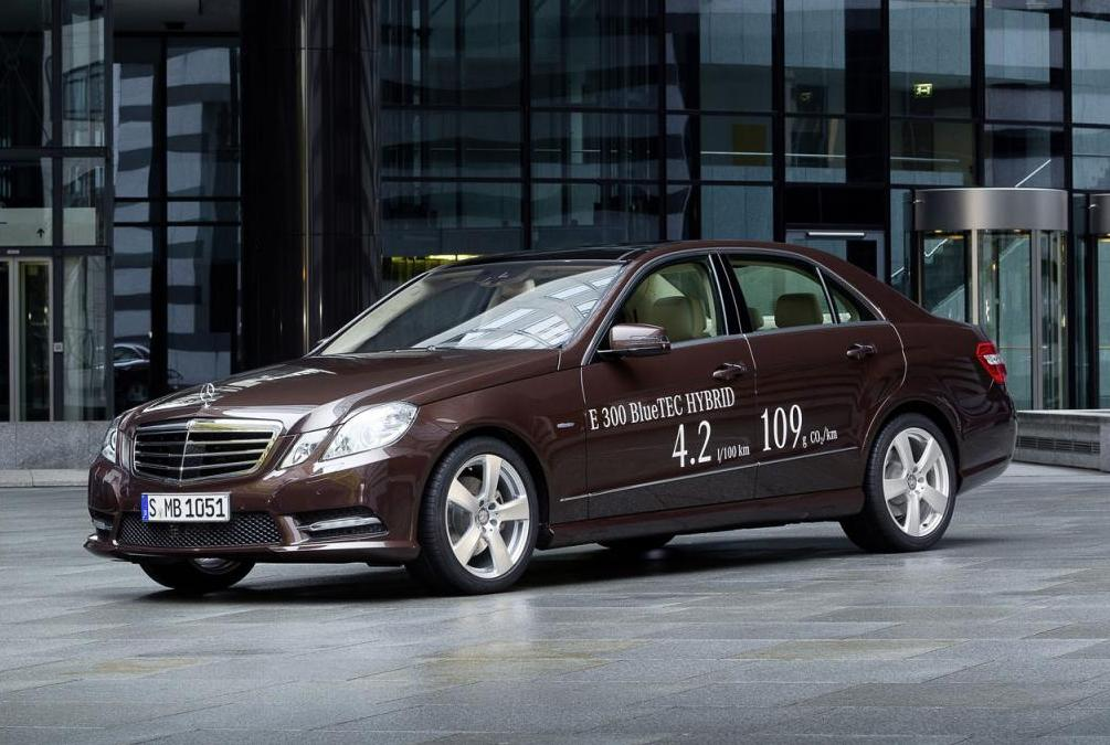 Automover blog car news auto transport company car for Mercedes benz hybrid cars