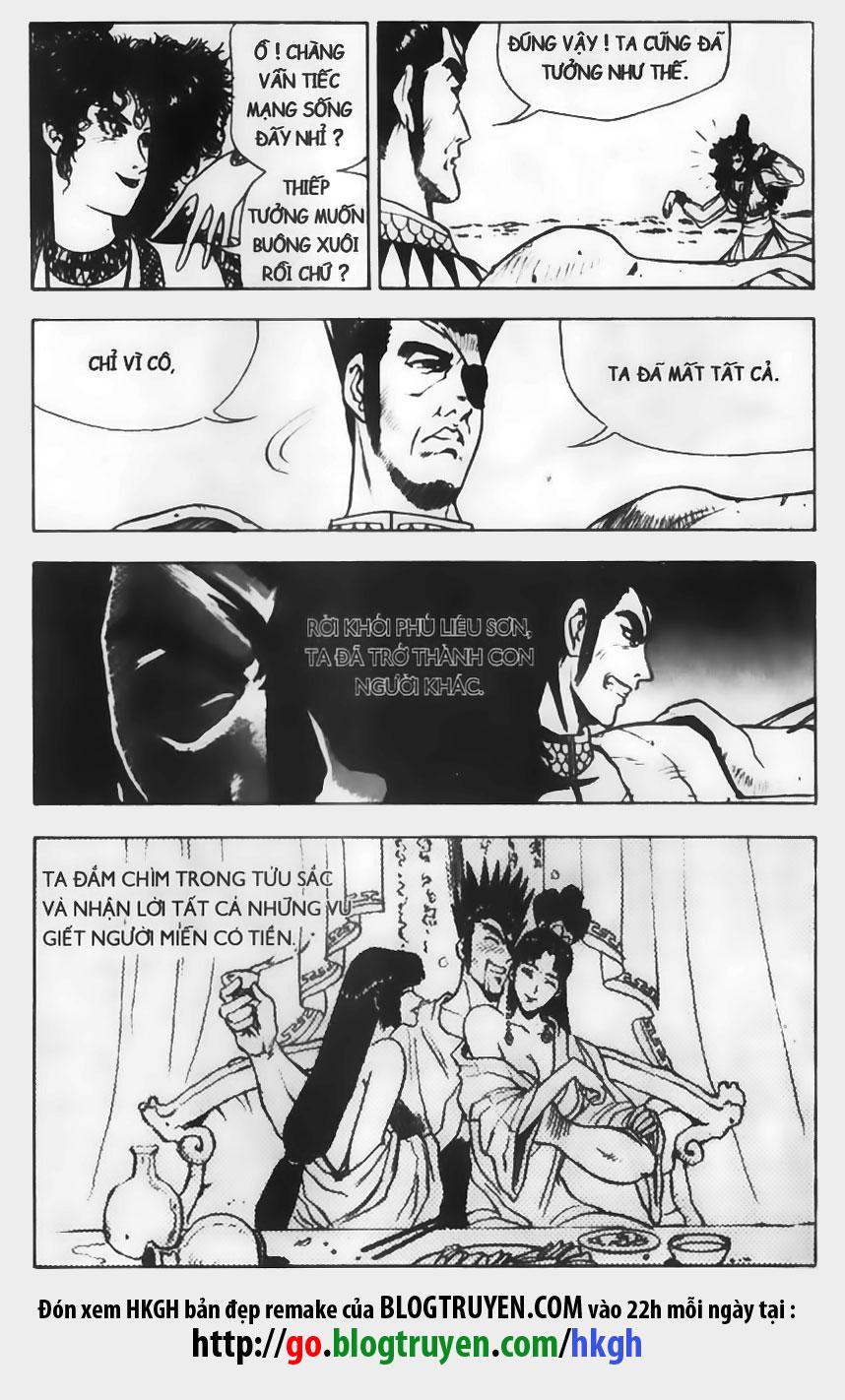 Hiệp Khách Giang Hồ trang 22