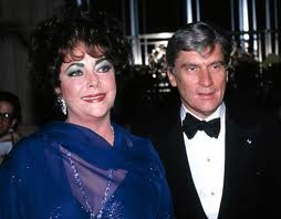 Elizabeth Taylor Married to Senator John Warner