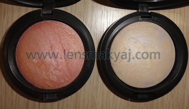 MAC Fall Colour MSF