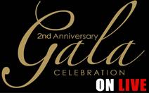 gala celebración segundo aniversario en directo